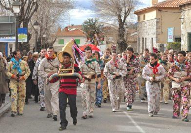 I Encuentro de Vaquillas (y otras mascaradas) de la Comunidad de Madrid