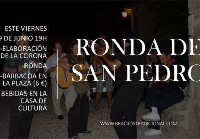 Ronda de San Pedro 2018