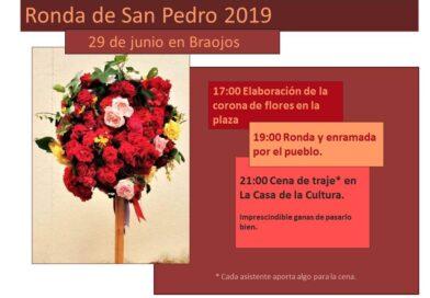 Ronda de San Pedro 2019